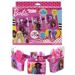 Barbie Игровой набор детской косметики с поясом визажиста