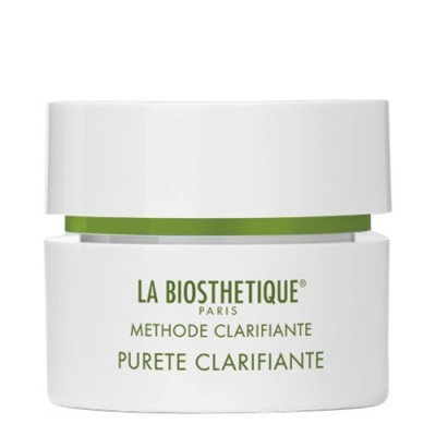 La Biosthetique Methode Clarifante: Увлажняющий крем для жирной и проблемной кожи лица (Purete Clarifiante), 50мл