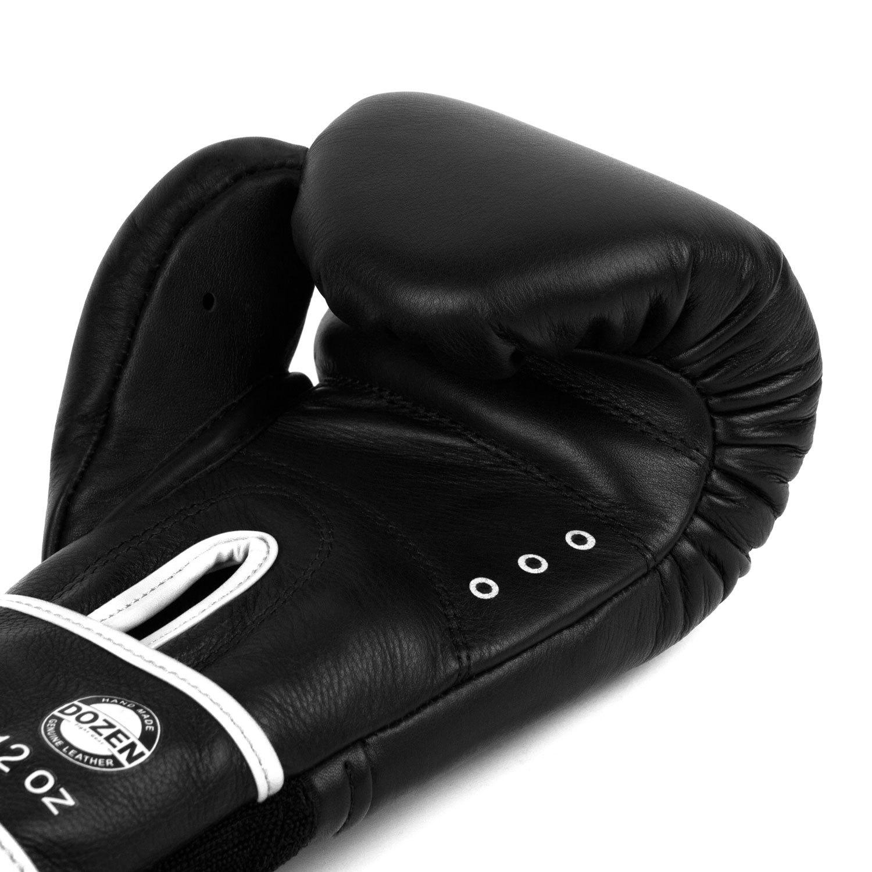 Перчатки Dozen Monochrome Black/White вентиляция