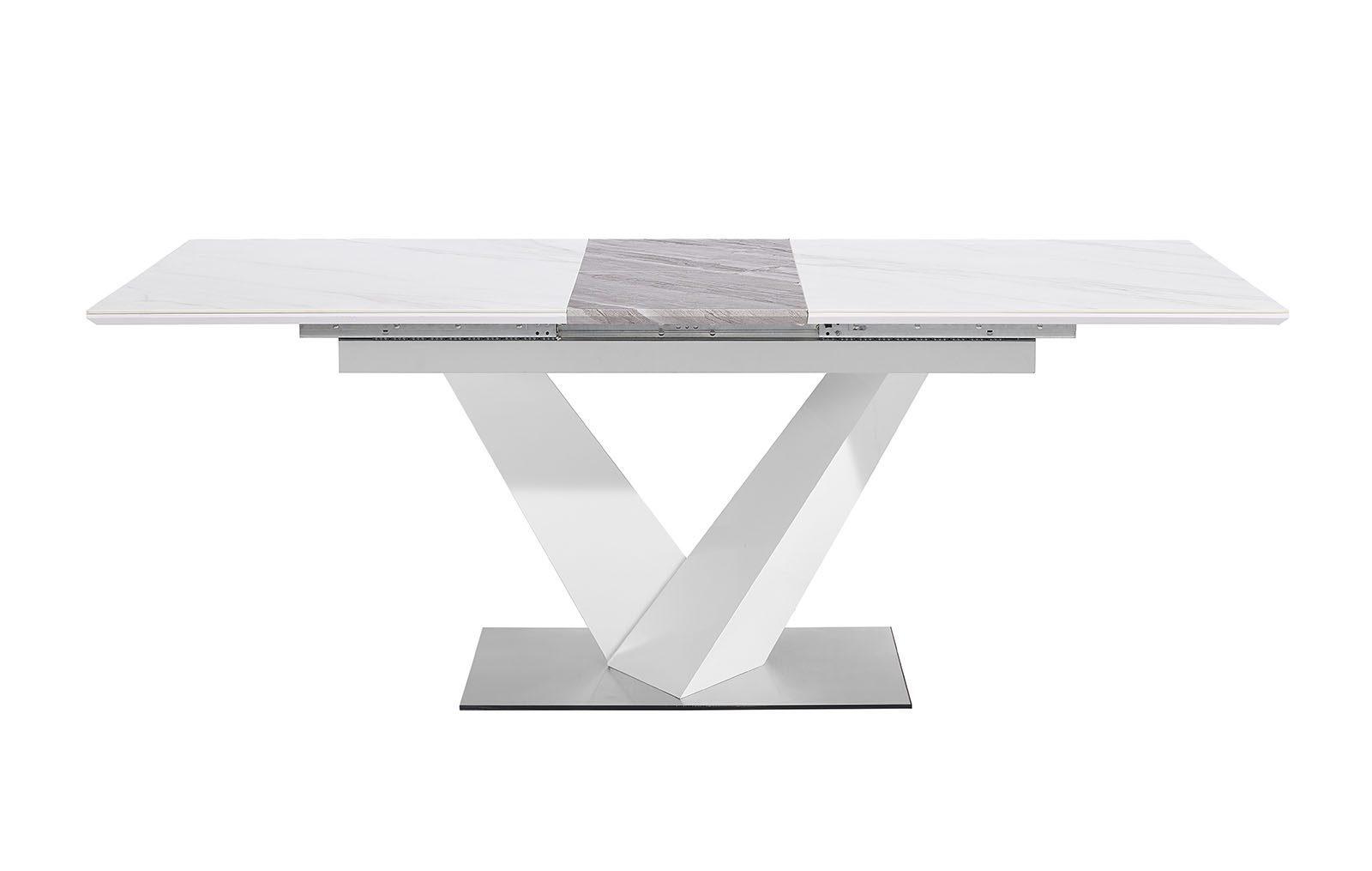 Стол EDT-CS01 серая керамика