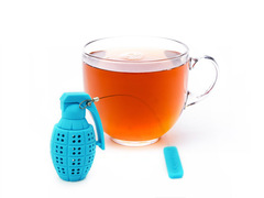 "7394 FISSMAN Ситечко для заваривания чая ""Граната"""