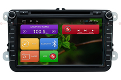 Штатная магнитола для Volkswagen Golf Plus II 09-14 Redpower 31004 DVD IPS DSP