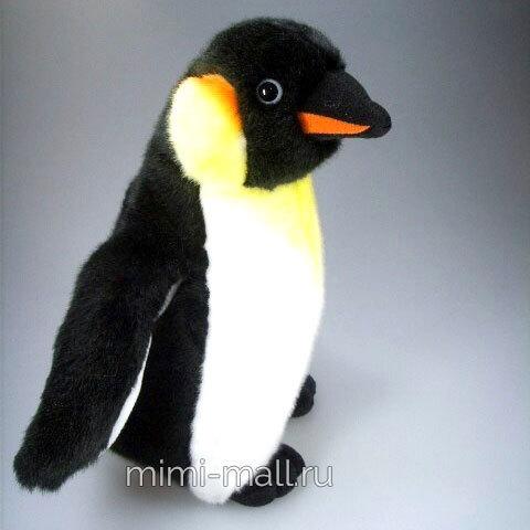 Мягкая игрушка Пингвин стоящий 30 см (Leosco)