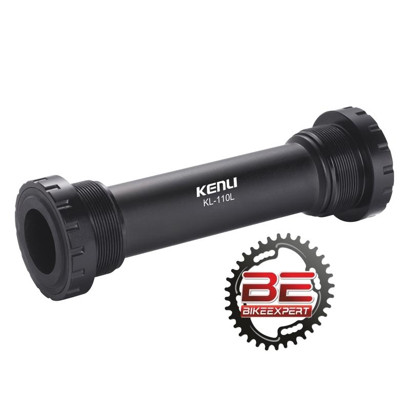 Каретка велосипеда Kenli KL-110L Hollowtech 2