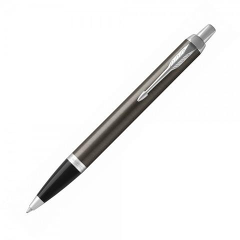 1931671 Parker IM Core Dark Espresso CT Шариковая ручка