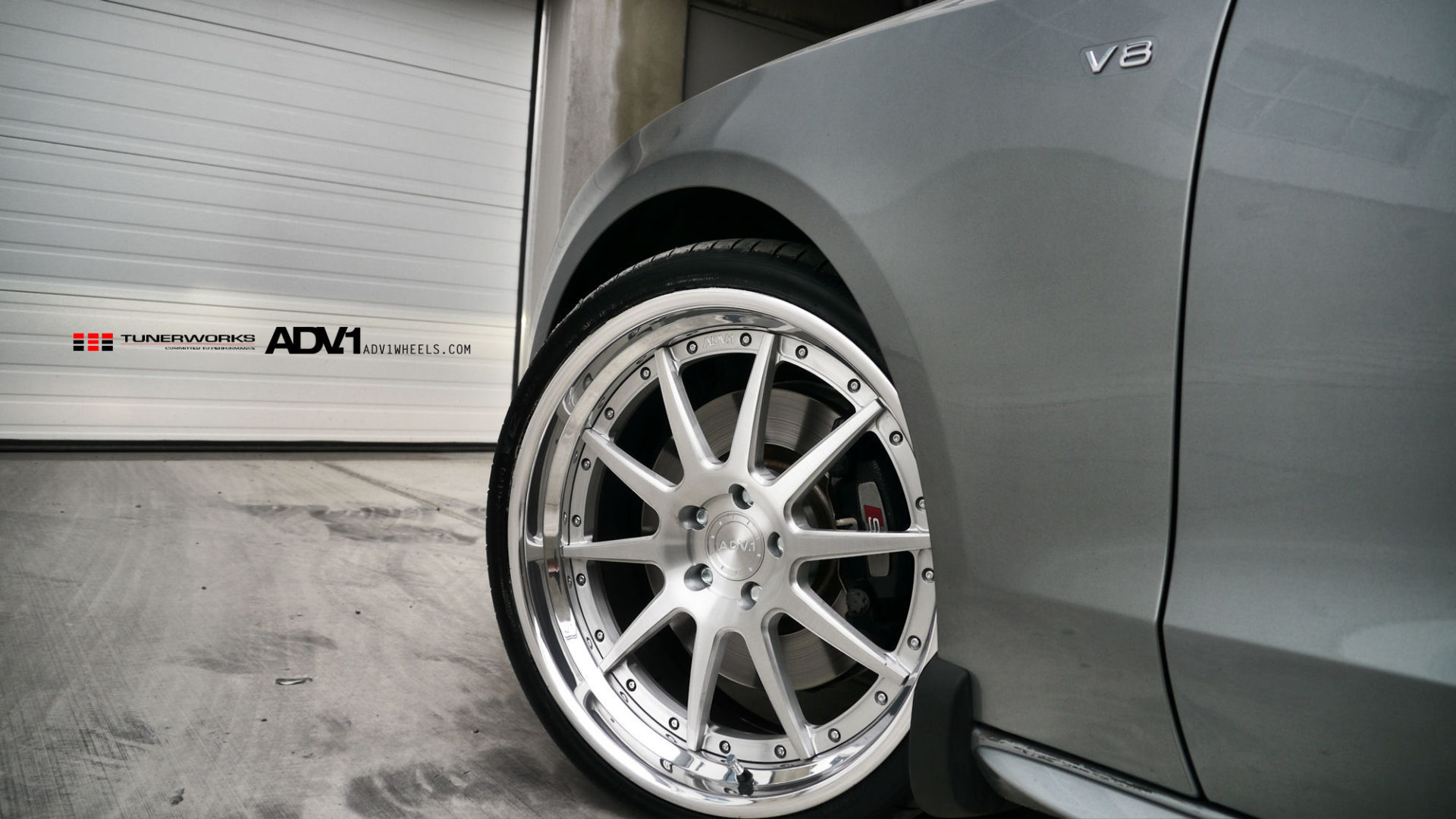 AUDI S5 – ADV10 TRACK FUNCTION CONCAVE WHEELS
