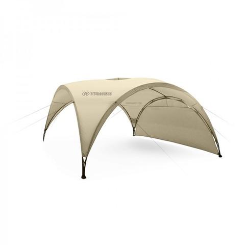 Палатка-шатер (кемпинговый)  Trimm Shelters PARTY PLUS, песочный