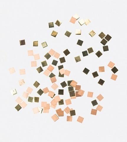 ARTEX квадрат цельный золото 0,2 гр. 07320006