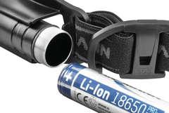 Фонарь ANSMANN HD500R налобный