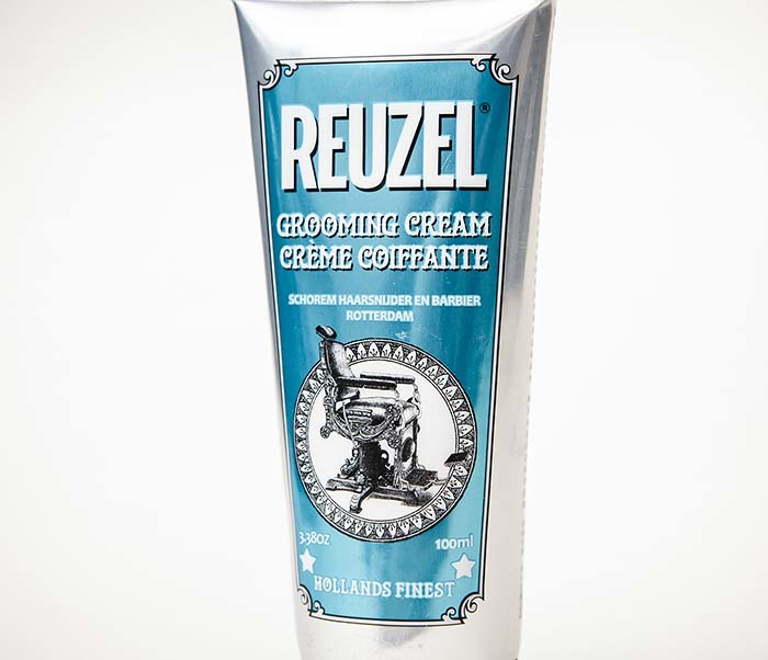 CARE164 Крем Reuzel Grooming Cream для укладки волос, легкий блеск (100 мл) фото 02
