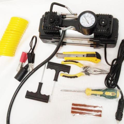 Подарочный автомобильный набор с электрическим насосом