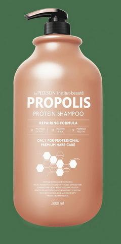 Шампунь для волос ПРОПОЛИС Institut-Beaute Propolis Protein Shampoo, 2000 мл Pedison