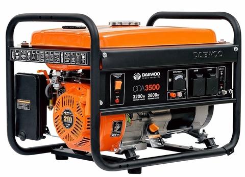 Генератор бензиновый Daewoo GDA 3500 Master Line