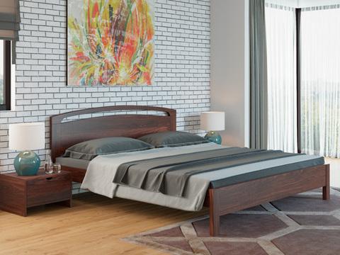 Кровать Тахта Веста 1 с основанием венге