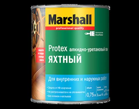 Marshall PROTEX  Алкидно-уретановый яхтный лак