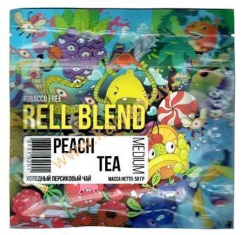 Бестабачная смесь Rell Blend - Персиковый Чай