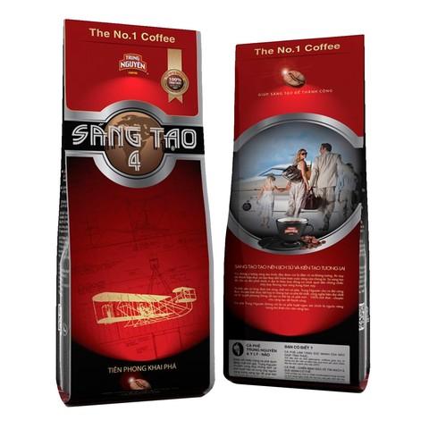 Кофе молотый Trung Nguyen Sang Tao №4, 340 г