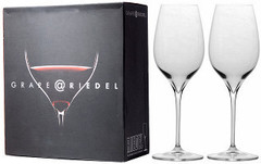 Набор из 2-х бокалов для вина Riedel Riesling/Sauvignon Blanc, Grape, 380 мл, фото 3
