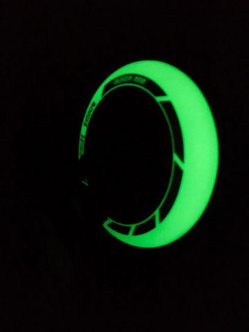 Трюковой самокат Tech Team Duker 202 2021 со светящимися колесами