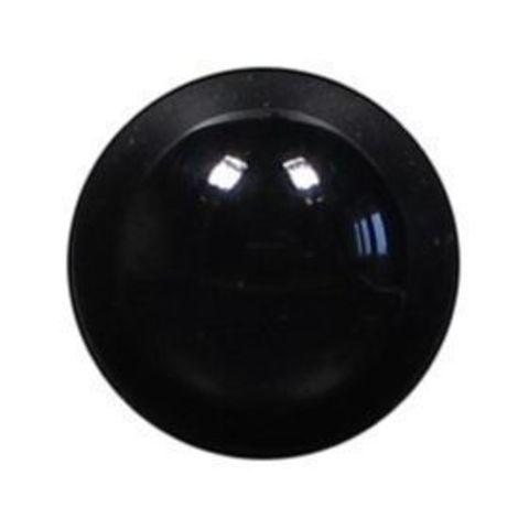 Глаза для игрушек (крепление петелька для пришивания) 4 мм