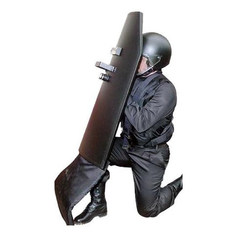 Щит пулестойкий «ГРАНИТ» носимый с помощью разгрузочной системы