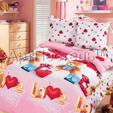 Комплект постельного белья Сюрприз Премиум 150см