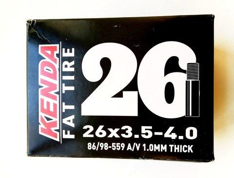 Камера Kenda 26x3,5-4,0