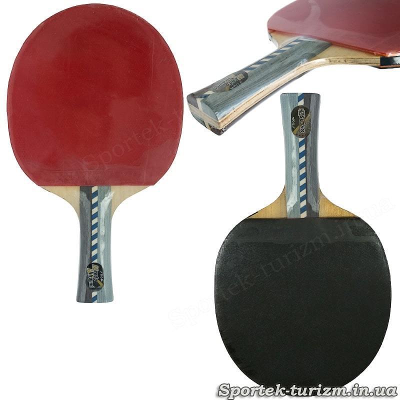 Ракетка для настільного тенісу Stiga Mendo Allround 5 *