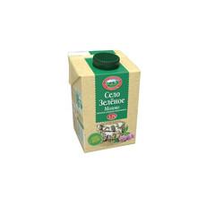 Молоко Село Зеленое ультрапастеризованное 3.2% 500 г