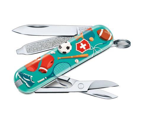 Нож-брелок Victorinox Classic LE 2020, 58 мм, 7 функций,