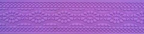 Силиконовый коврик для декора  Арабески