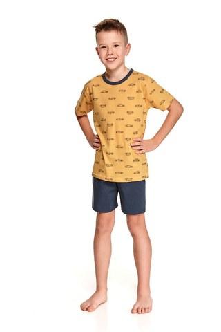 Пижама для мальчиков с шортами TARO 390/391 SS21 MAX
