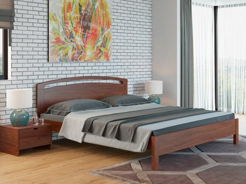 Кровать Тахта Веста 1 с основанием Орех