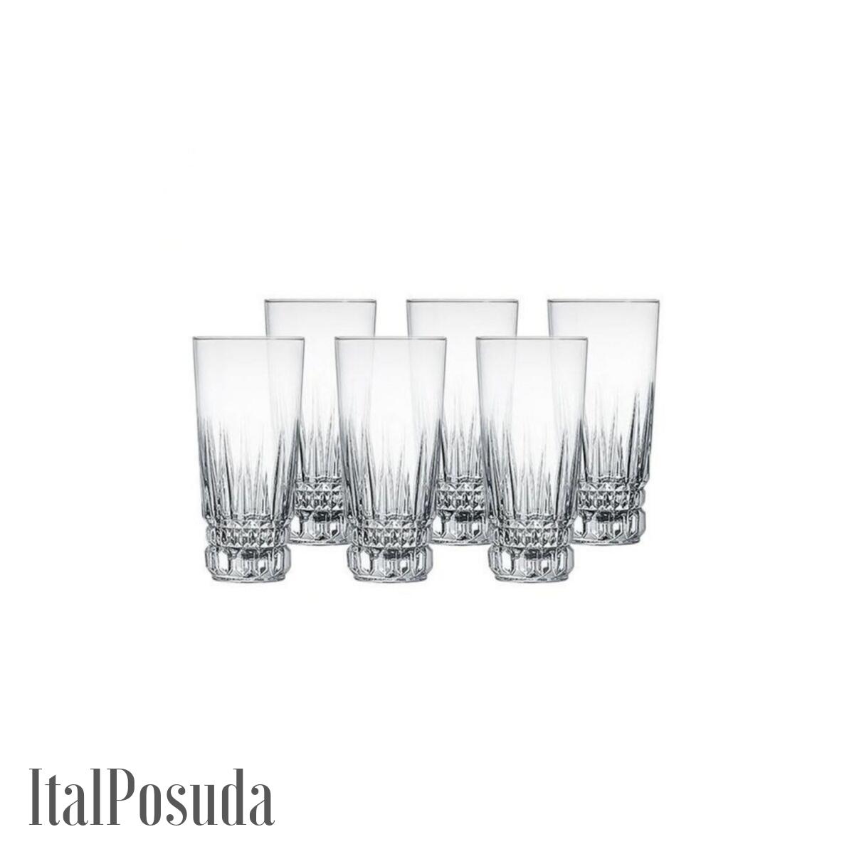 Набор стаканов Luminarc Imperator (Император), 6 шт N1288