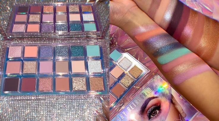Huda Beauty Mercury Retrograde palette