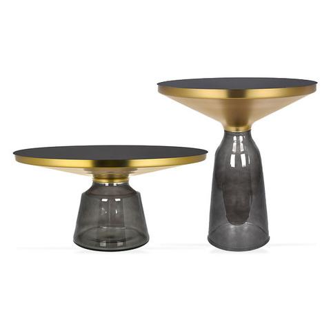 Журнальный столик Bell by ClassiCon (серый)
