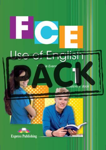 FCE Use Of English 1. Student's Book with Digibooks (Revised). Учебник (с ссылкой на электронное приложение)