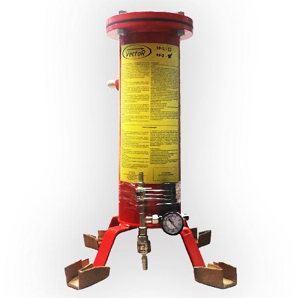 Фильтр для дыхания пескоструйщика FP-2