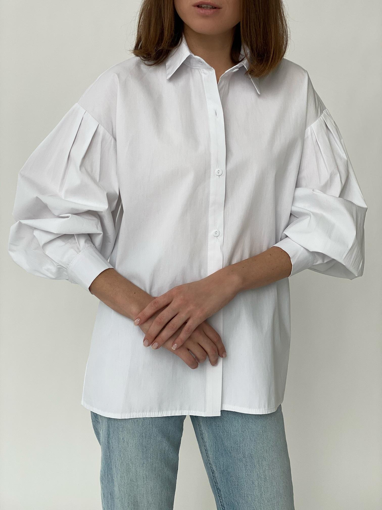 Рубашка, Ballerina, Forbes I (белый)