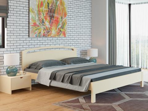 Кровать Тахта Веста 1 с основанием Слоновая Кость