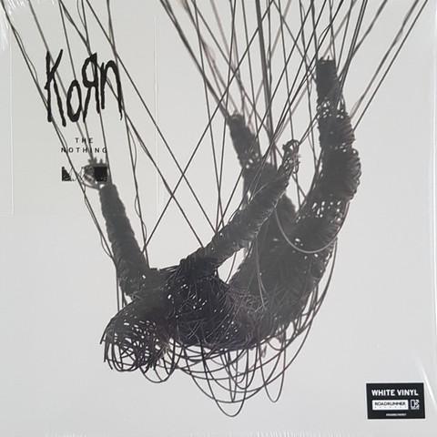 Виниловая пластинка. Korn - The Nothing (White Vinyl)