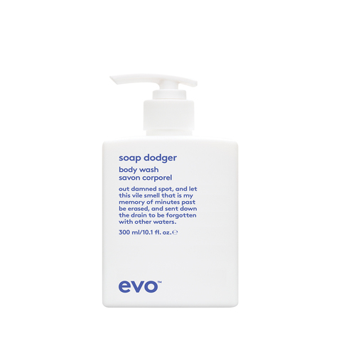 EVO Увлажняющий гель для душа [штука]  Soap Dodger Hand and Body Wash