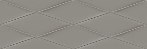 Плитка Vegas рельеф серый VGU092 250х750