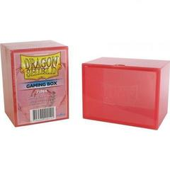DS Deckboxes: Acrylic Pink (100)