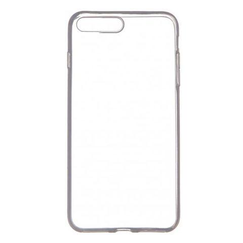 Чехол для iPhone 7 Plus / 8 Plus - Силиконовый Прозрачный