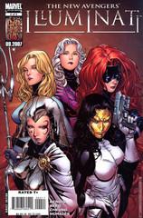 The New Avengers Illuminati #4