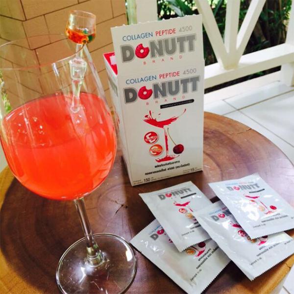 Купить в Иркутске выгодно Питьевой коллаген Donutt