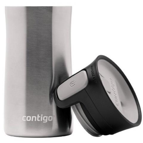 Термокружка Contigo Pinnacle стальная