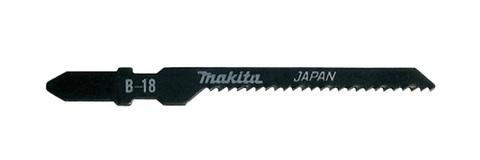 Пилка по дереву для лобзика Makita B-18
