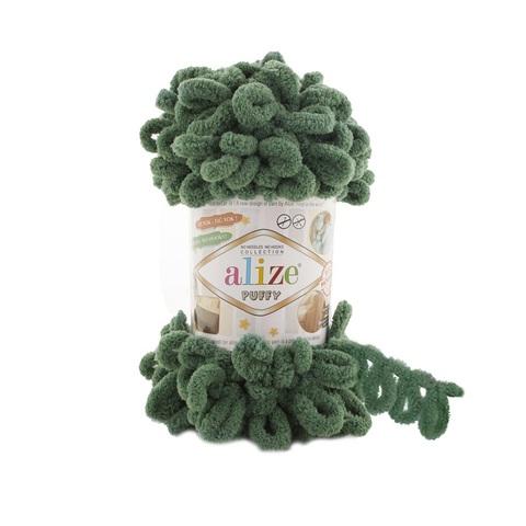 Пряжа Alize Puffy цвет 532
